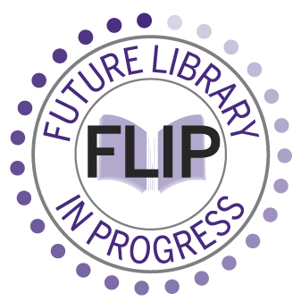 Future Library In Progress (FLIP), Western Libraries' Strategic Planning Logo