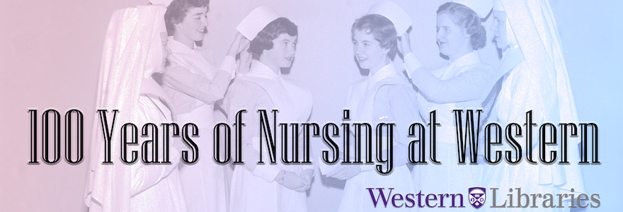 100 years of nursing at Western