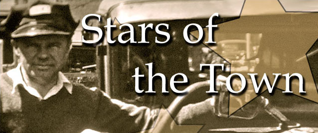 stars of the town banner