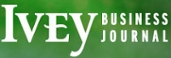 Ivey Business Journal Logo